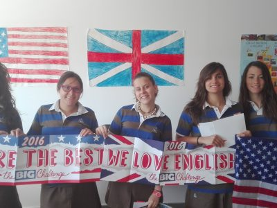 CEUTÍ - COLEGIO MAGDA - WE REALLY LOVE ENGLISH