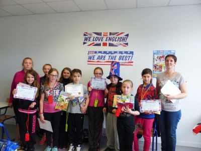 <p>France: we are so happy about all of the prizes we won!! Thank you!</p>