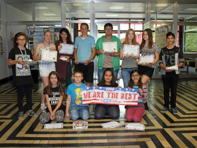 Medienmittelschule Neunkirchen Augasse - We are the best!