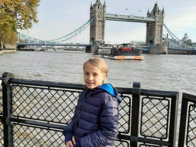 Tower Bridge; Oktober 2019  London