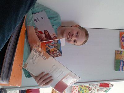 Pinneberg Johannes-Brahms-Schule Meine Englischbücher und ich