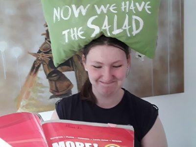 St. Marein im Mürztal. NMS St. Marein. Alice likes to study english!