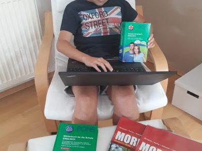 Baden bei Wien - BG BRG Biontekgasse Ich habe mich für dieses Bild entschieden, denn ich möchte mich in Englisch noch um einiges verbessern.