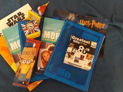 Mureck NMS Mureck  Ich finde Englisch einer der leichtesten Sprachen. Ich findes gut das man im jedem Land, sich mit Englisch teilweise unterhalten kann!