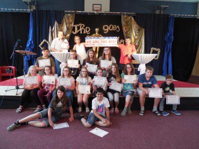 Neue Mittelschule Paldau Die Medaillengewinner aller vier Schulstufen