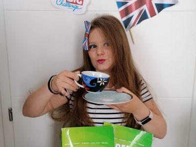 Hannah Schneeberger  Herta-Reich-Gymnasium Mürzzuschlag 1D very British