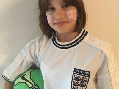 Marchtrenk NMS2  Lieblingssport der Engländer-Fußball