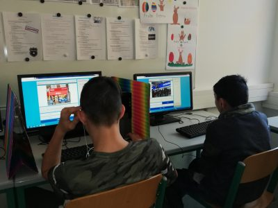NMS Horitschon Mit Begeisterung und Freude hat auch heuer wieder jede Schulstufe teilgenommen!