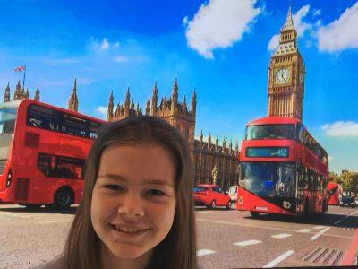 4174 Niederwaldkirchen, NMS Niederwaldkirchen Virtueller Besuch in London !