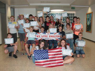 TNMS St. Marienkirchen  Die 3. Klasse nahm erfolgreich am Bewerb teil
