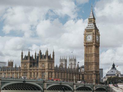 My trip in London