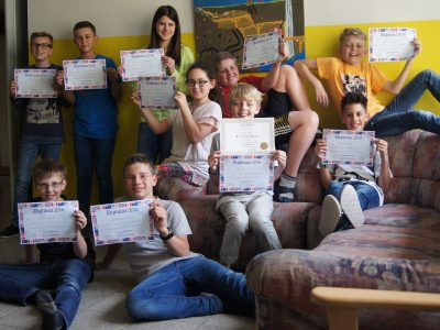 Students from NMS Hermagor, Austria. Congratulations!