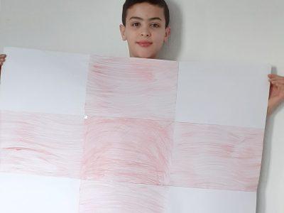 Köln  Lise-Meitner Gesamtschule  Das ist die Englische Flage ich mag England sehr.