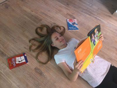 Handewitt Siegfried Lenz Schule  Love to read books