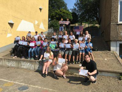 Hemer Gesamtschule Hemer   GHE loves English - Die Big Challenge wird auch 2018 an der Gesamtschule Hemer mit Freude gefeiert.