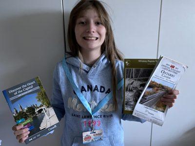 Bünde Freiherr-vom-Stein-Gymnasium Maites trip to Canada