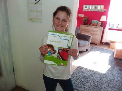 Ich komme aus Duisburg Wedau,  vom St. Hildegardis Gymnasium, bin 11 Jahre alt und gehe in die 5. Klasse. Der Wettbewerb hat mir viel Spaß gemacht.