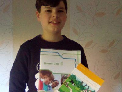 Ochtrup, städtisches Gymnasium    Englisch lernen mit Büchern macht Spaß