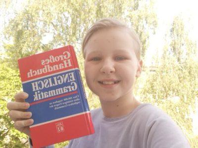 Berlin Erwin - von  - Witzleben - Grundschule English Grammatik Buch immer bei sich