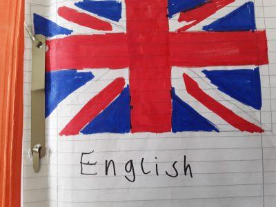 Limbach Oberfrohna Albert Schweizer Gymnasium.Das ist eine English Flagge ich hab mir viel mühe gegeben !