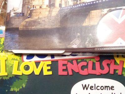 Dohna, Marie-Curie Oberschule  I LOVE ENGLISH!!! Englisch ist die beste Sprache und das beste Schulfach.