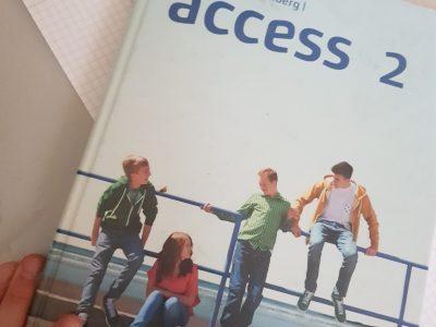 Ich mache gerne english in der Schule und auch Zuhause deswegen habe ich das Buch genommen