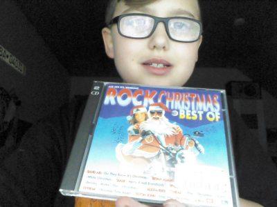 Rock Christmas is the besteht british Band!!! Dario Greiner. Graf Stauffenberg Realschule