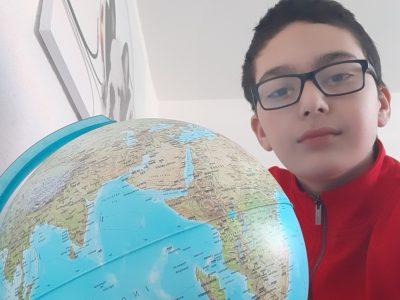 Jüchen  Toprak Aktas  Die Weltsprache Englisch!