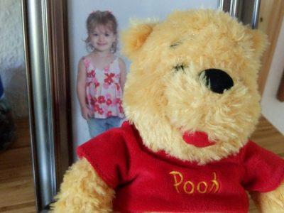 Kusel Siebenpfeiffer Gymnasium  As I grew up Winnie the Pooh has always been my inspiration in class.