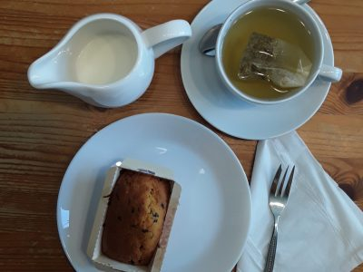 "Stadtteilschule Niendorf in hamburg ""  Tea -Time wie in England """