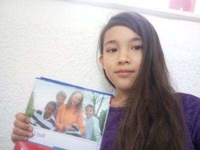 Jael Nguyen Anne - Frank - Realschule Oberhausen  Danke das ich mitmachen durfte