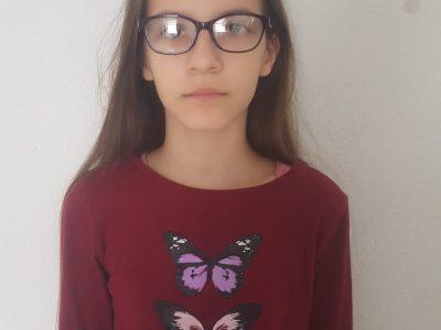 Marl  Erina Racaj Ich bin 11 Jahre alt