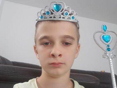 I am a Queen.