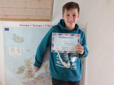 Goch, Gesamtschule Mittelkreis    Ich hoffe ich darf dieses Jahr mit der Schule nach England fahren.