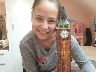 In love with Big Ben