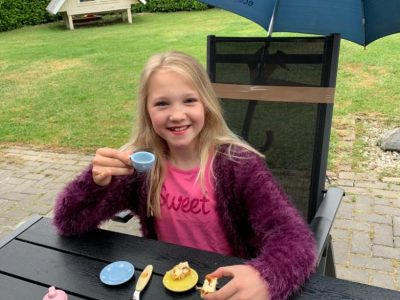 Liebfrauenschule Vechta  Kommentar: Teatime in London