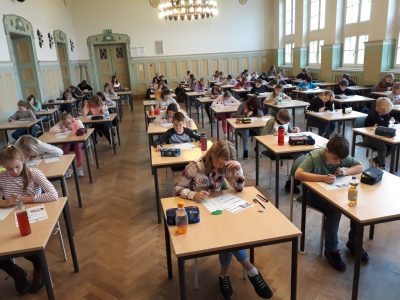 NIEDERSORBISCHES GYMNASIUM COTTBUS  Good luck for grades 5-7!