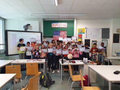 Bochum Erich Kästner-Schule Klasse 5/4 Thank you Big Challenge!