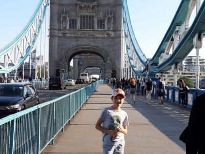 Maria Sibylla Merian Gymnasium Krefeld, Jakob Birmes 6b  Tower Bridge London 2019