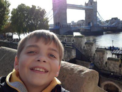 Bad Pyrmont, Luca Hoppe in London