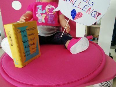 """Buchholz in der Nordheide Albert Einstein Gymnasium  """"Das Mädchen, dass mit dem Wörterbuch Englisch lernt"""""""