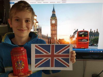 Aachen, Inda-Gymnasium  Das würde ich gerne einmal machen: einen englischen Tee in London trinken. Big Ben sehen und im roten Doppeldeckerbus fahren.