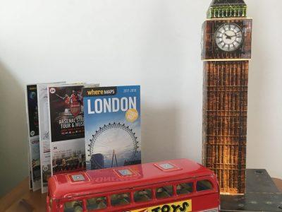 JSBG Windsbach  A trip through London..!