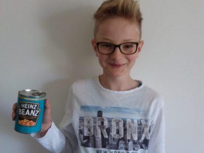 Dillingen a.d.D. Johann Michael Seiler Gymnasium  Baked Beans mit Chips sind lecker!