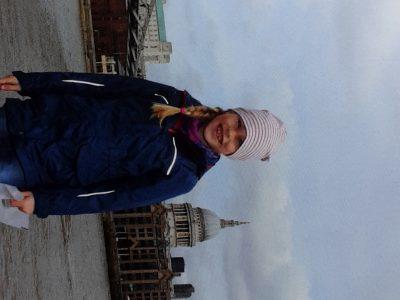 Potsdam, Bertha-von-Suttner-Gymnasium-Babelsberg London, Themse, Millenium Bridge, St. Pauls Cathedral