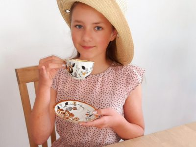 Biedenkopf, Lahntalschule    It`s tea time !