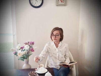 Krefeld, Maria-Sibilla-Merian Gymnasium Emilia Ich finde typischen für England ist ein guter Tee zur richtigen Zeit! #Staysafestayhome