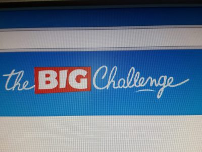 The (Big Chalenge ) is A good website for English Learning !