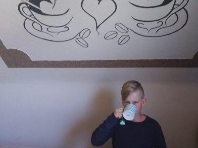 In Lengede,    schule : igs- Lengede   My tea-time