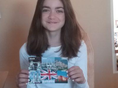 Antoniusgymnasium Lüdinghausen  Die Karte habe ich mir in England gekauft.